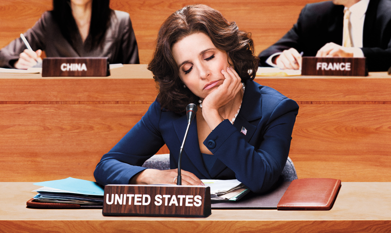 """VEEP: Season 2"" Review"