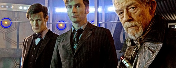"""Doctor Who: Day of the Doctor"" Review"