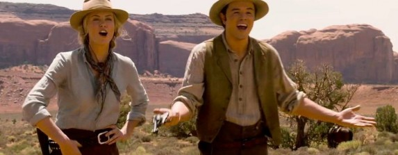"""""""A Million Ways to Die in the West"""" Review"""