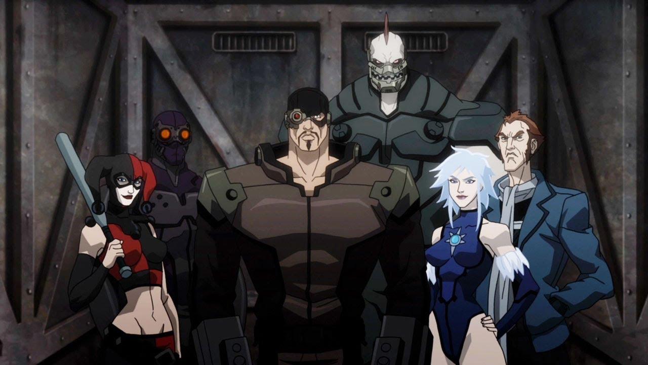 """""""Batman: Assault on Arkham"""" Review"""
