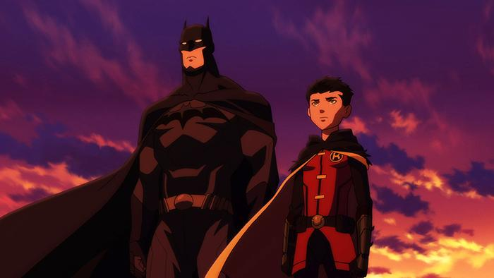 """Son of Batman"" Review"