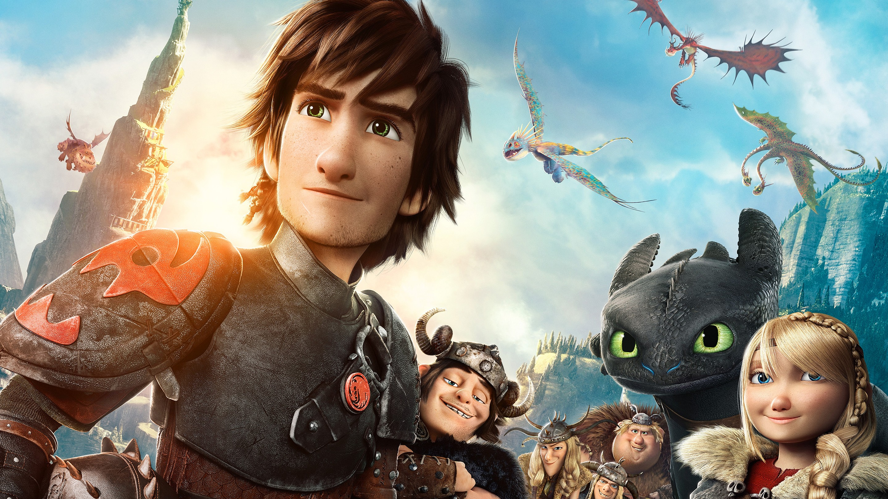 """How to Train Your Dragon 2"" Review"