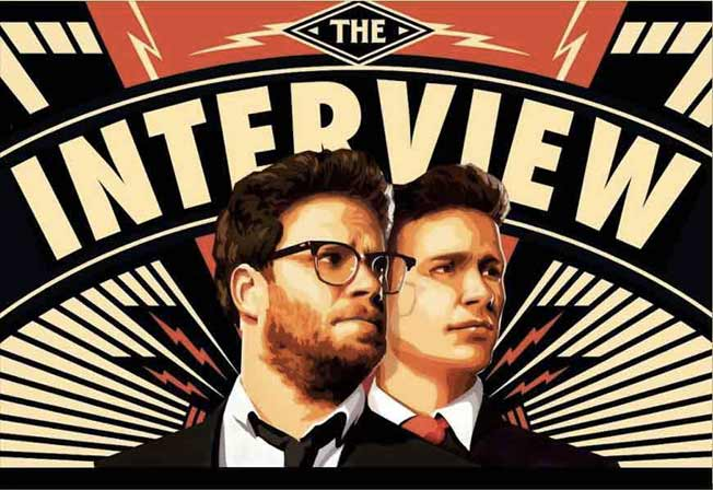 """The Interview"" (2014) Review"