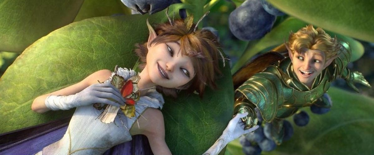"""Strange Magic"" Review"