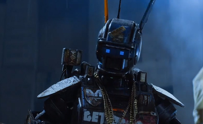 """Chappie"" Review"