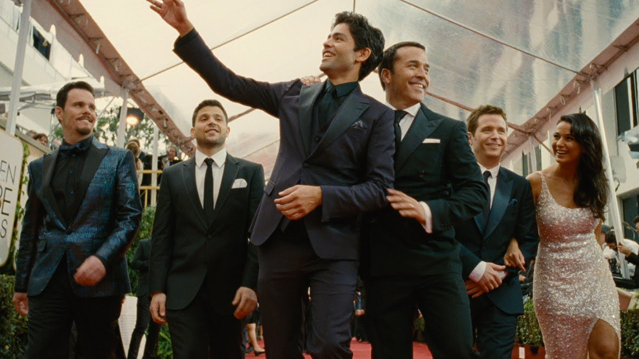 """Entourage"" Review"
