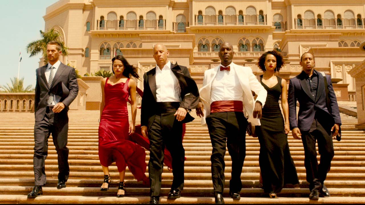 """Furious 7"" Review"