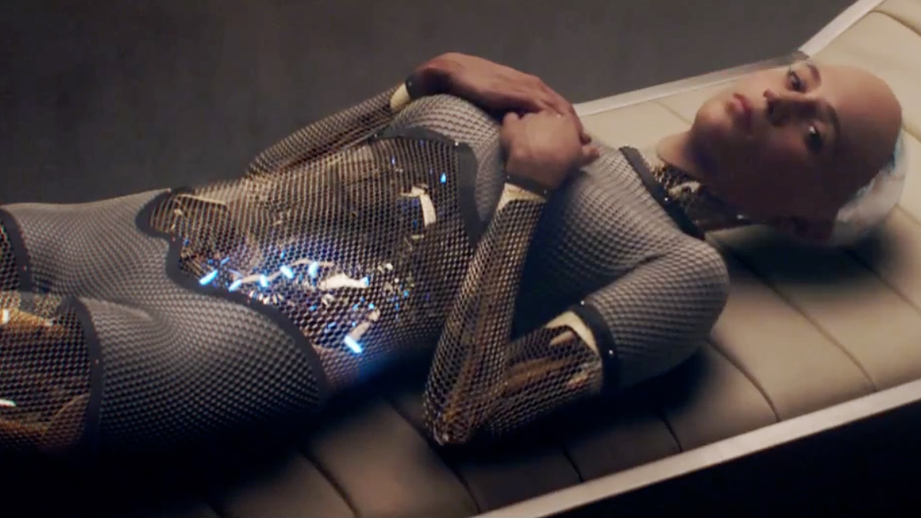 """Ex Machina"" Review"