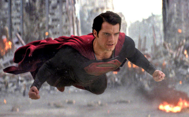 """Man of Steel"" Review"