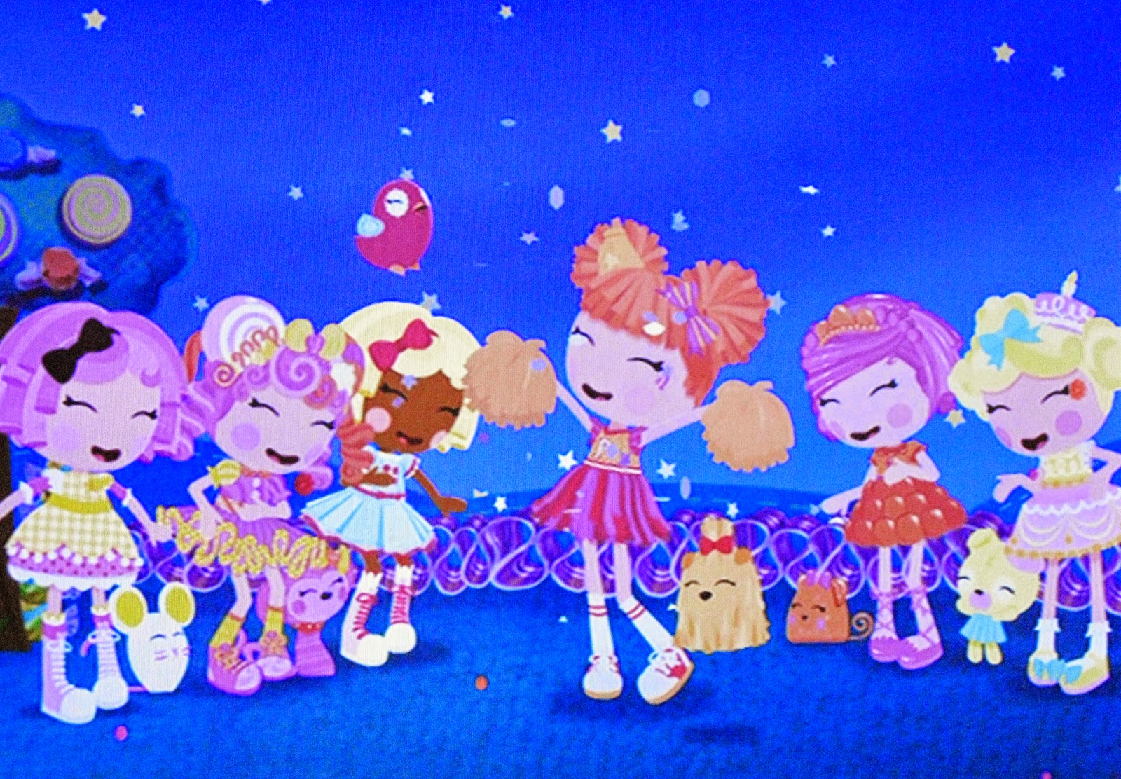 """Lalaloopsy: Festival of Sugary Sweets"" Review"