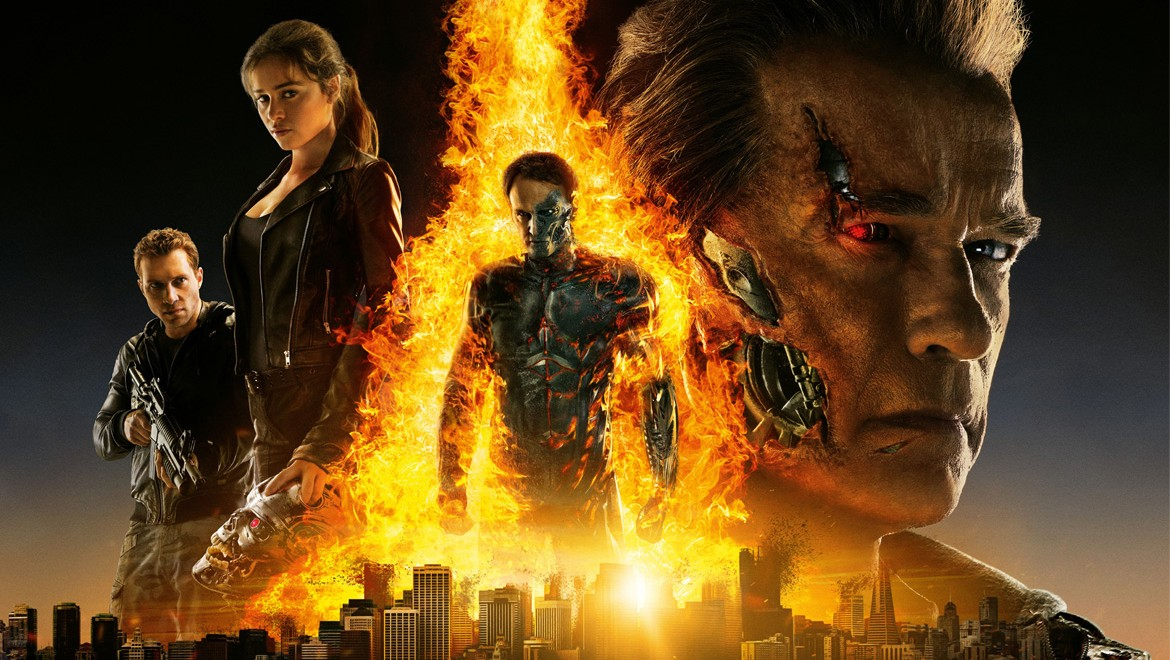 """Terminator Genisys"" Review"