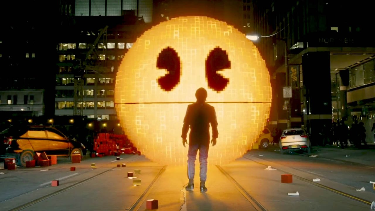 """Pixels"" Review"