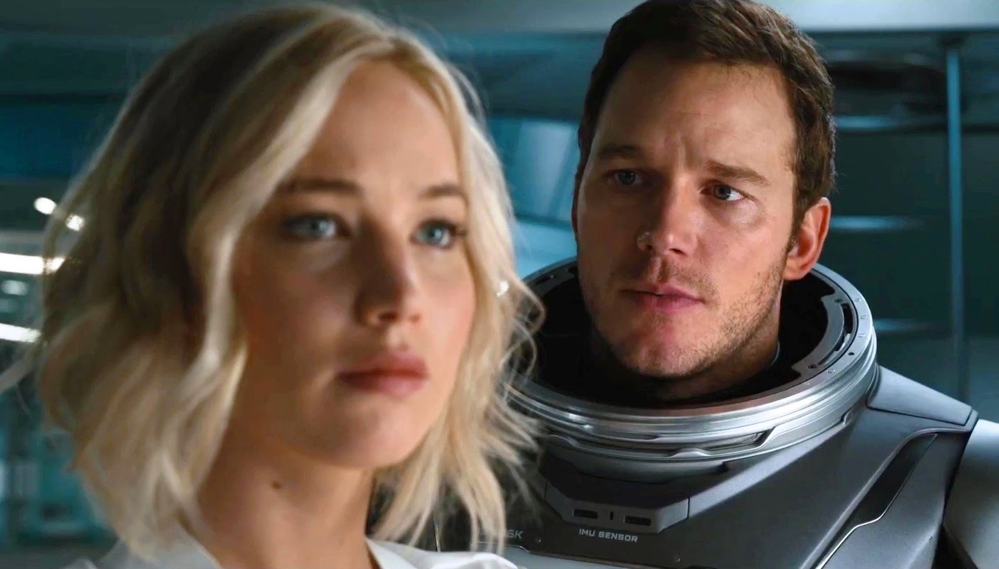 """Passengers"" (2016) Review"