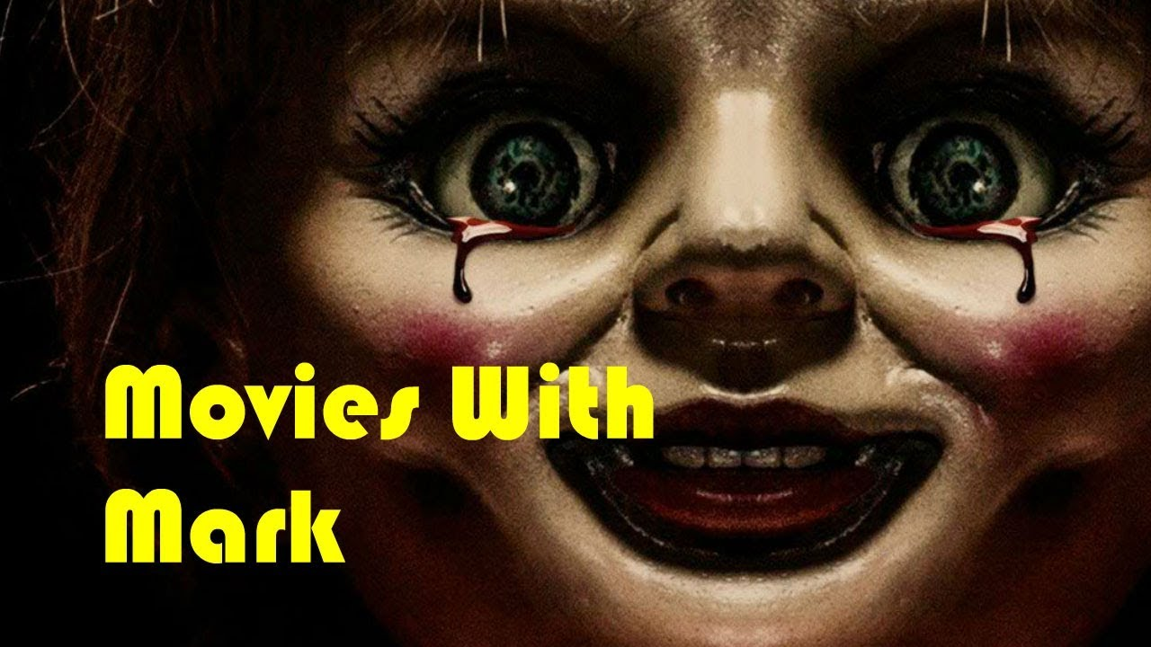 Video Reviews – ANNABELLE: CREATION, THE DARK TOWER, THE NUT JOB 2 and More!