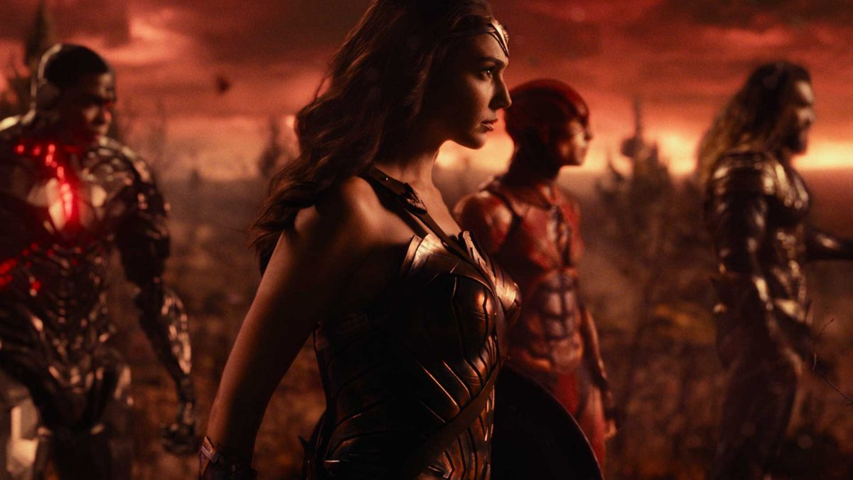 """Justice League"" Review"
