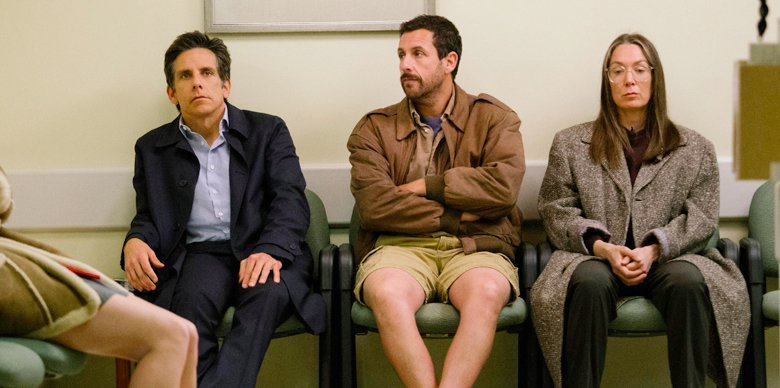 """The Meyerowitz Stories"" Review"