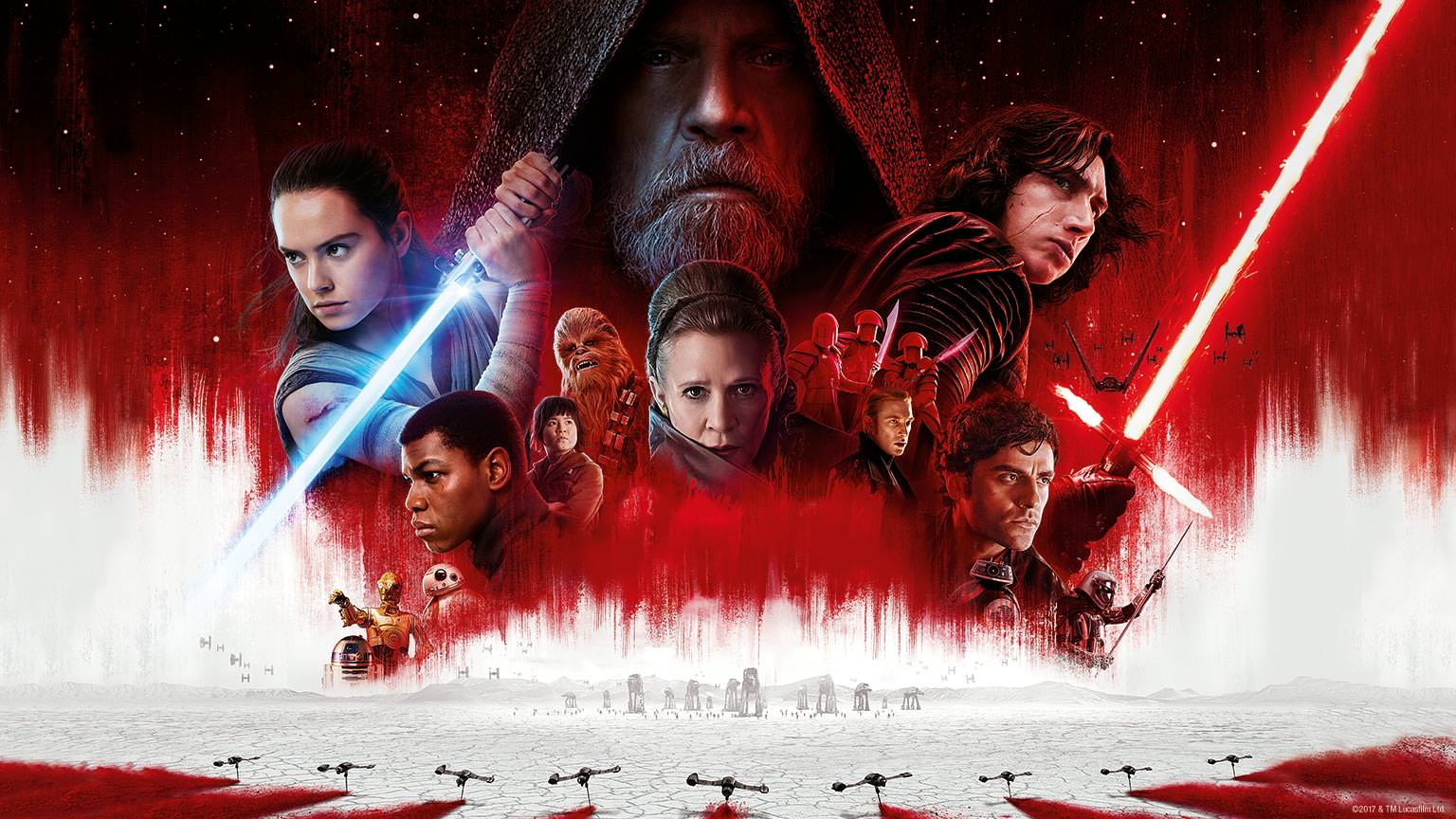 """Star Wars: The Last Jedi"" Review"