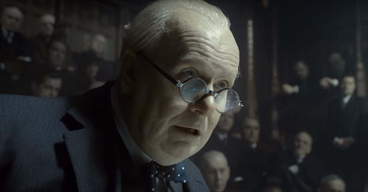 """The Darkest Hour"" Review"