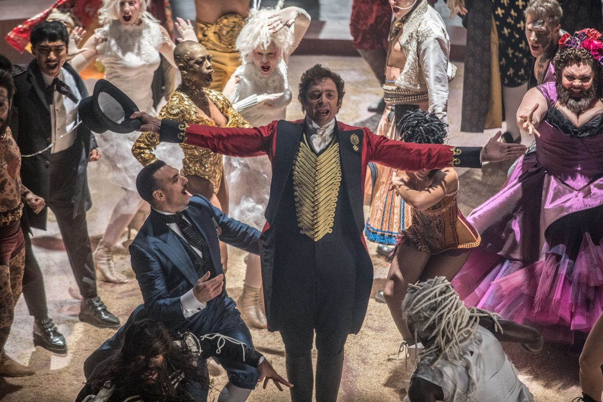 """The Greatest Showman"" Review"