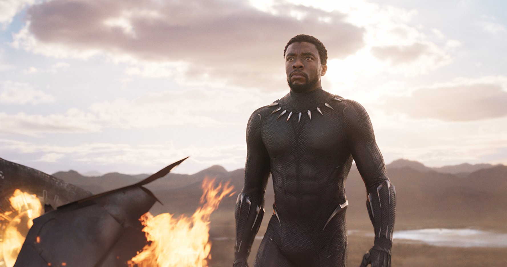 """Black Panther"" Review"