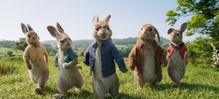 """Peter Rabbit"" Review"