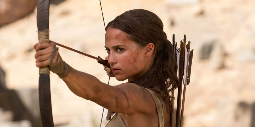 """Tomb Raider"" Review"