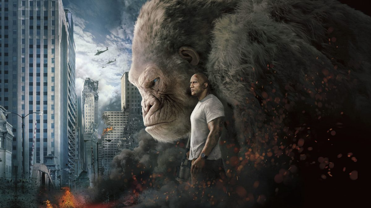 """Rampage"" Review"