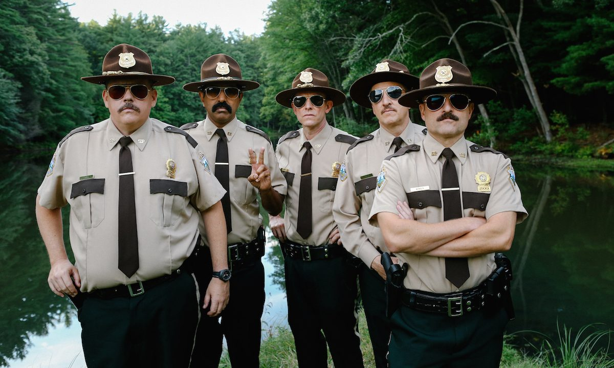 """Super Troopers 2"" Review"