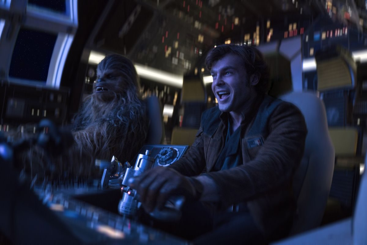 """Solo: A Star Wars Story"" Review"