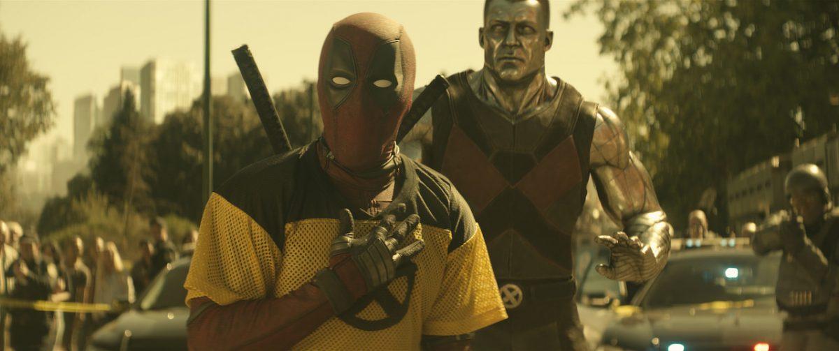 """Deadpool 2"" Review"