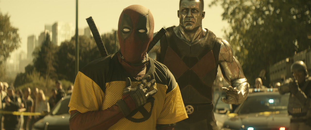 """Deadpool 2"" Review"