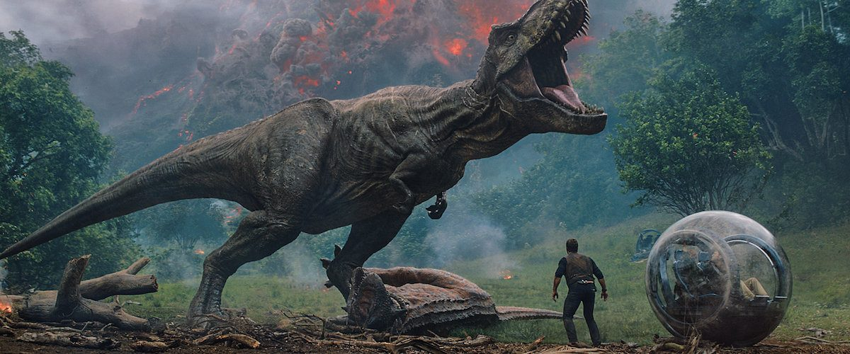 """Jurassic World: Fallen Kingdom"" Review"