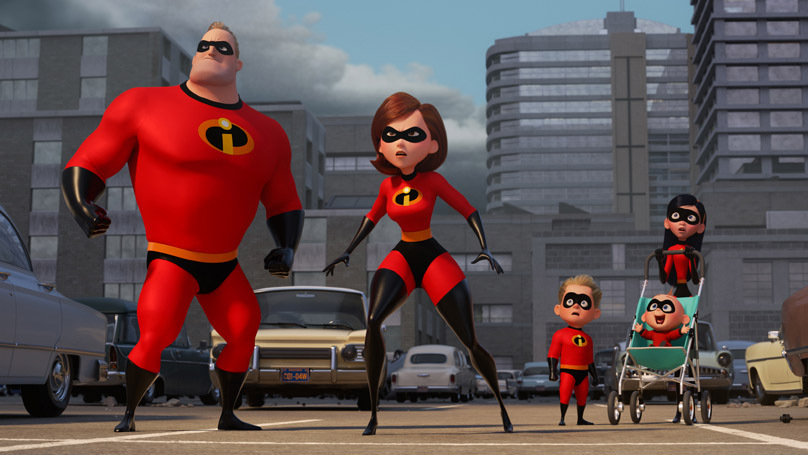 """The Incredibles 2"" Review"