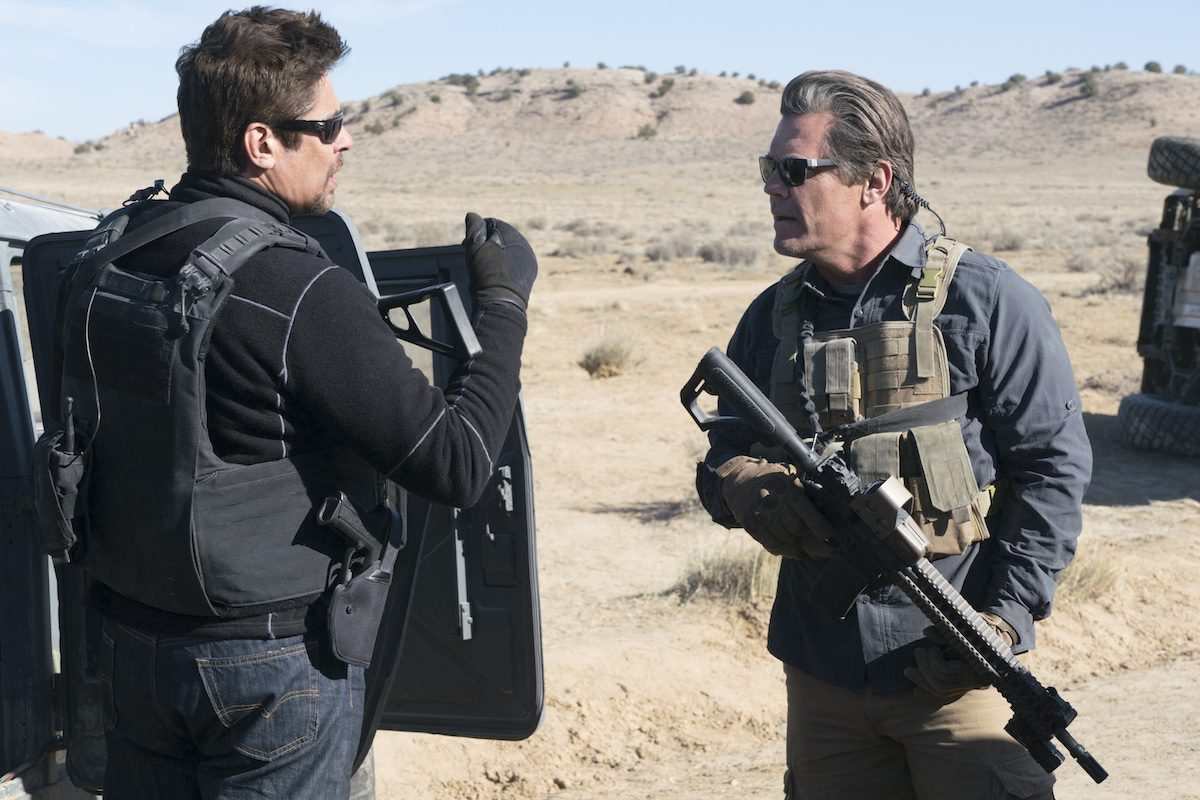 """Sicario: Day of the Soldado"" Review"