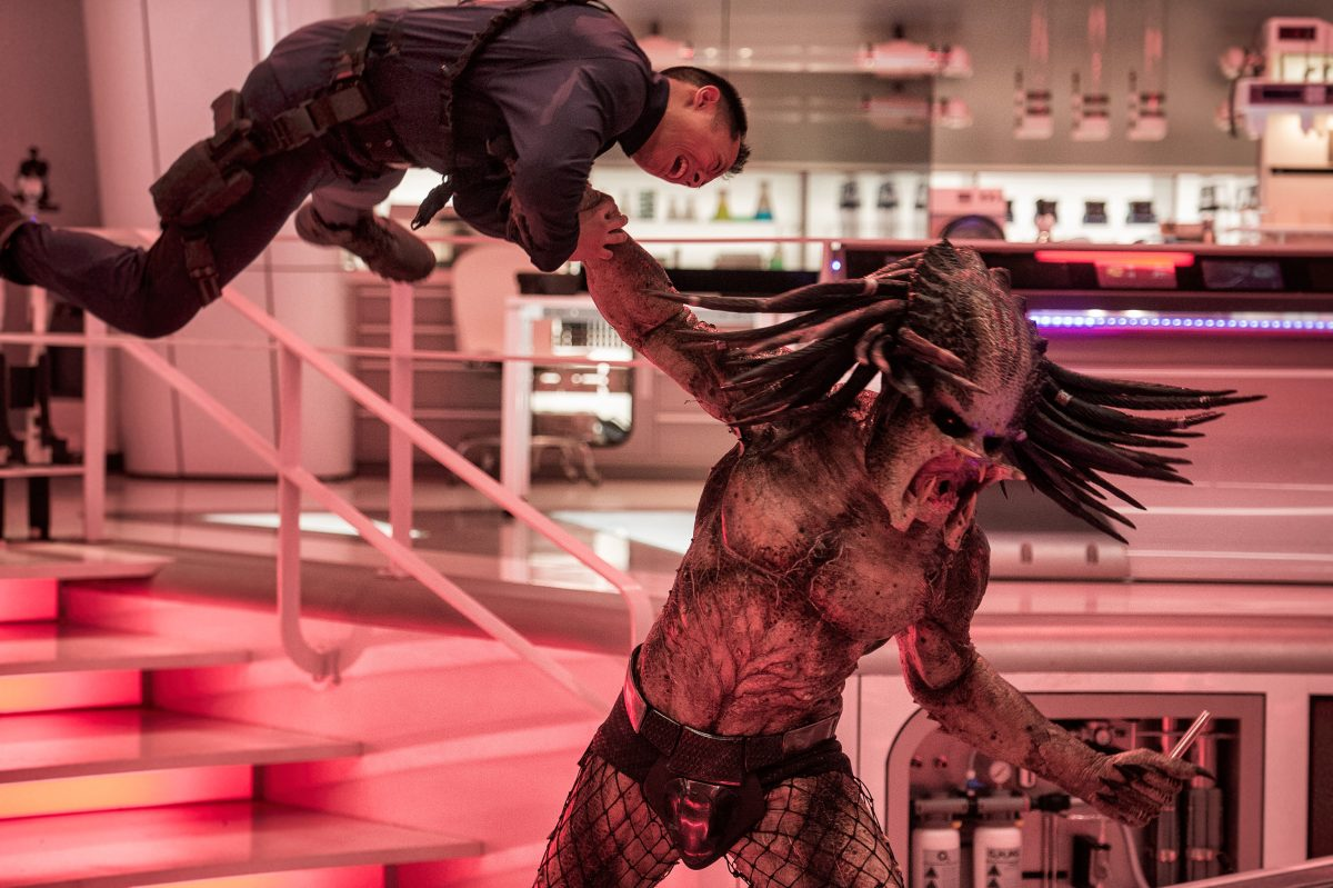 """The Predator"" Review"