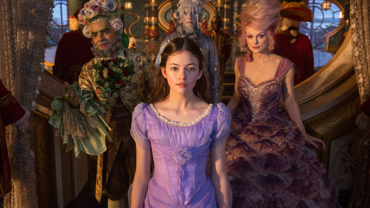 """The Nutcracker and the Four Realms"" Review"