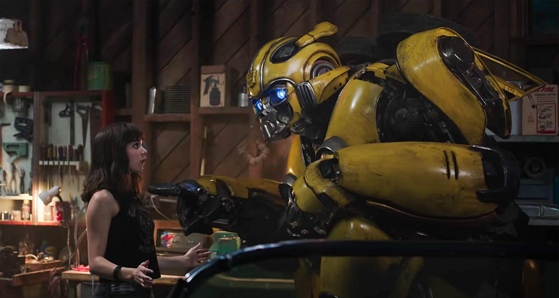 """Bumblebee"" Review"