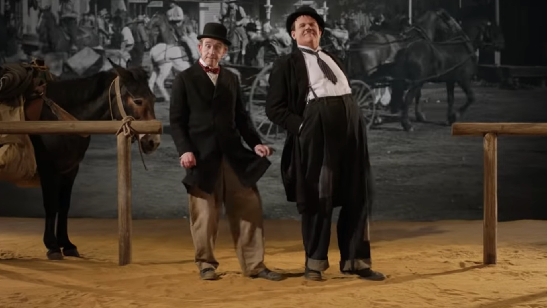 """Stan & Ollie"" Review"