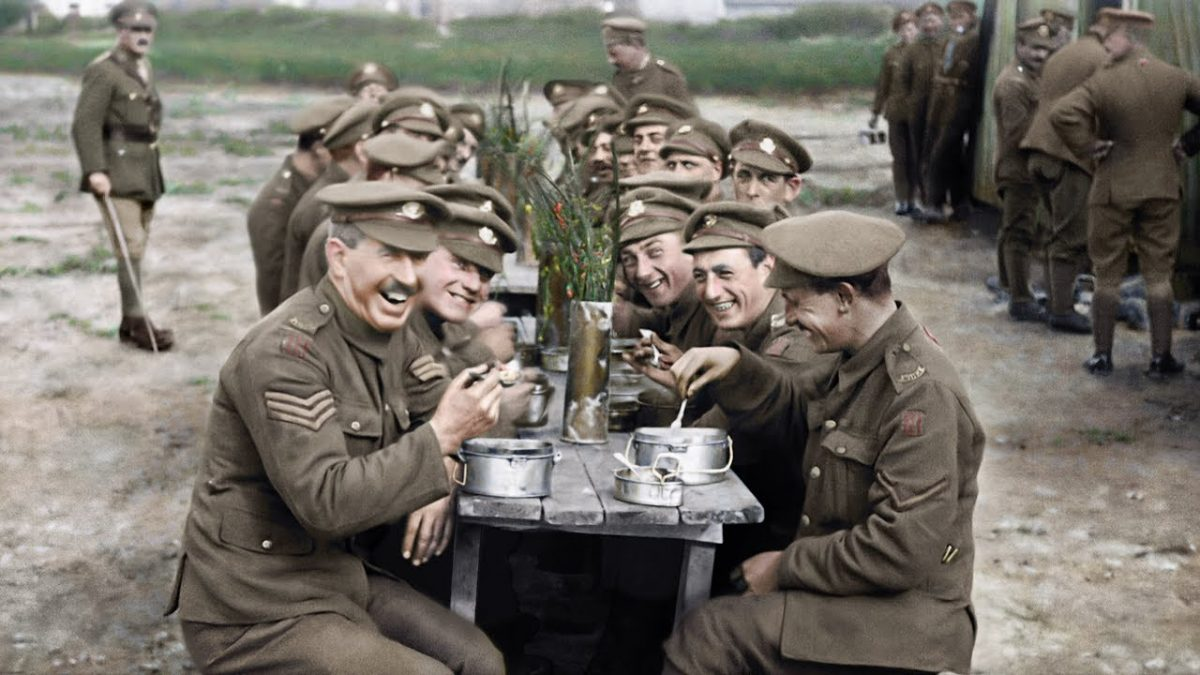 """They Shall Not Grow Old"" Review"