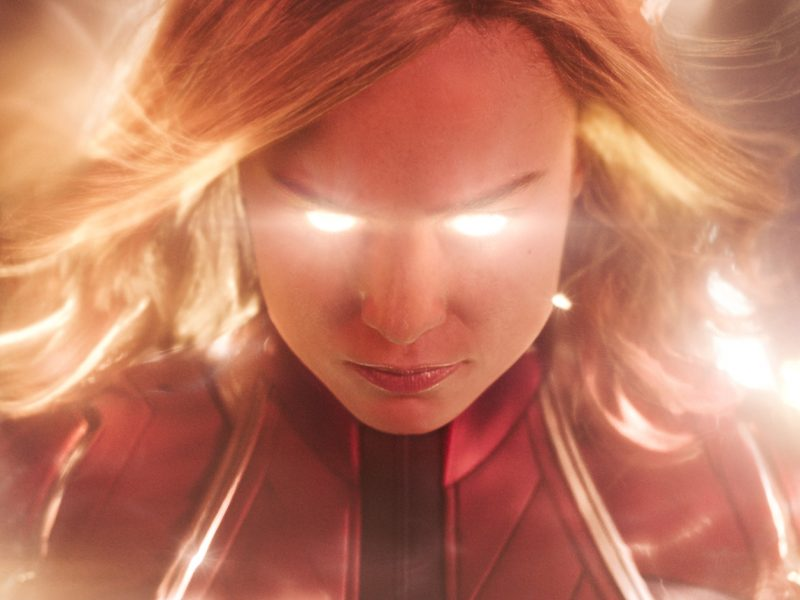 """Captain Marvel"" Review"