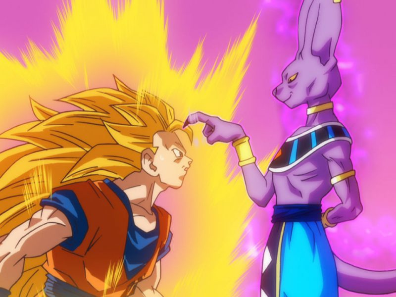 """Dragon Ball Z: Battle of the Gods"" Review"