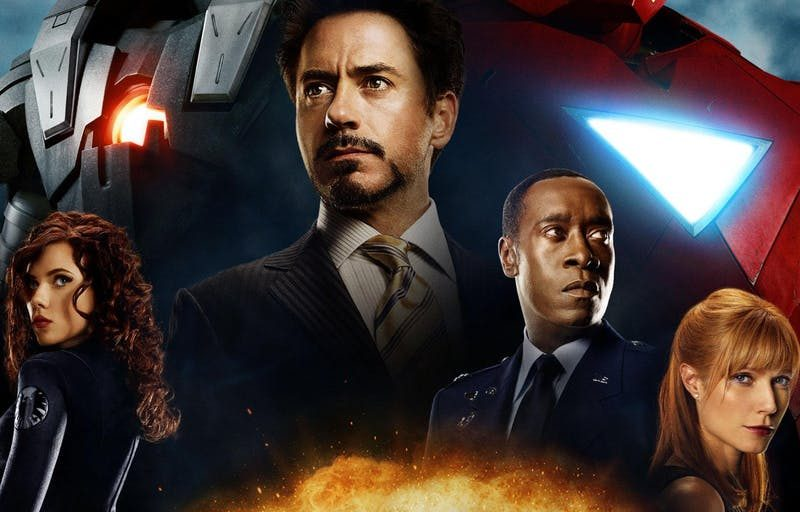 """Iron Man 2"" Review"