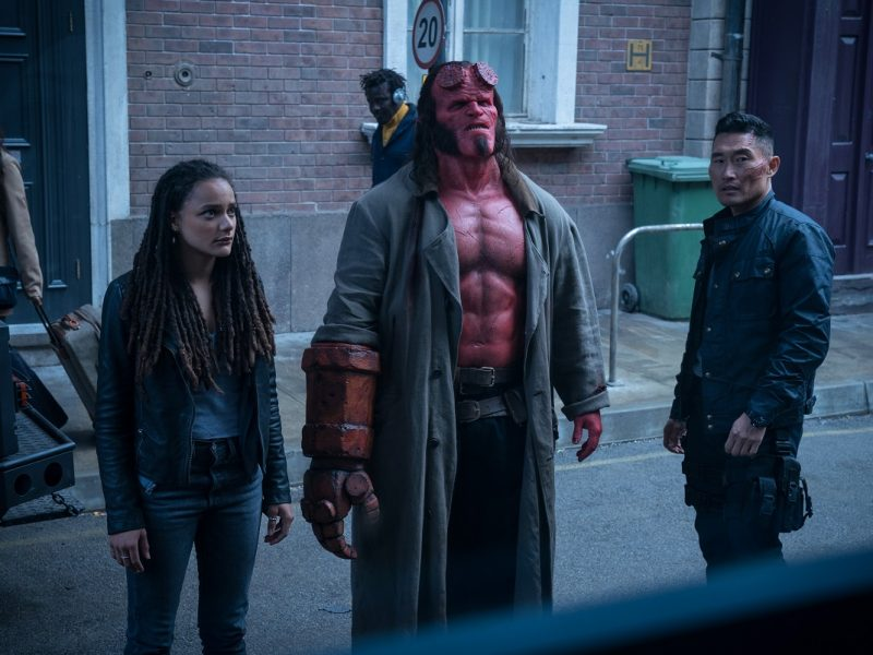 """Hellboy"" (2019) Review"