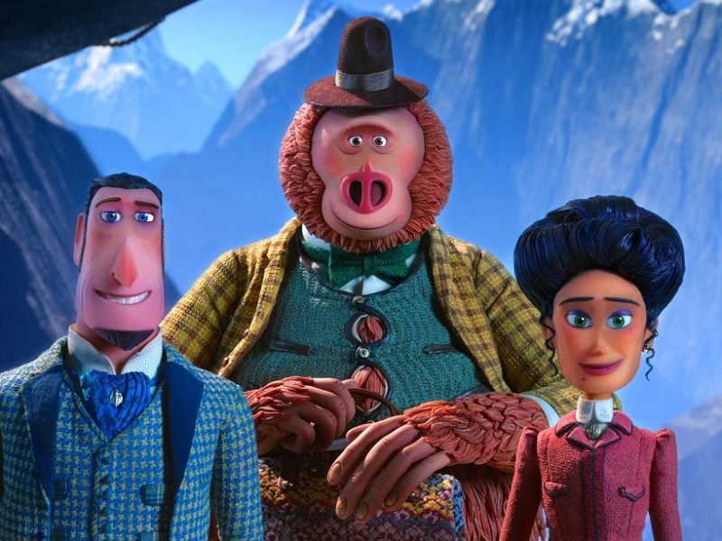 """Missing Link"" Review"