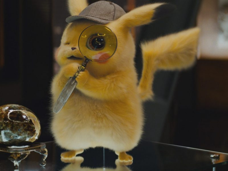 """Pokémon: Detective Pikachu"" Review"