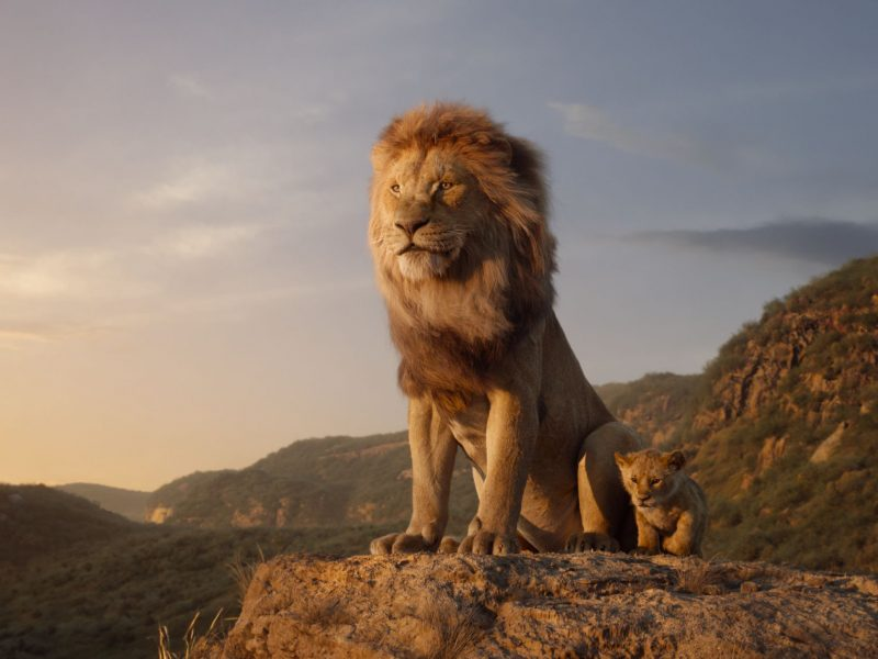 """The Lion King"" (2019) Review"