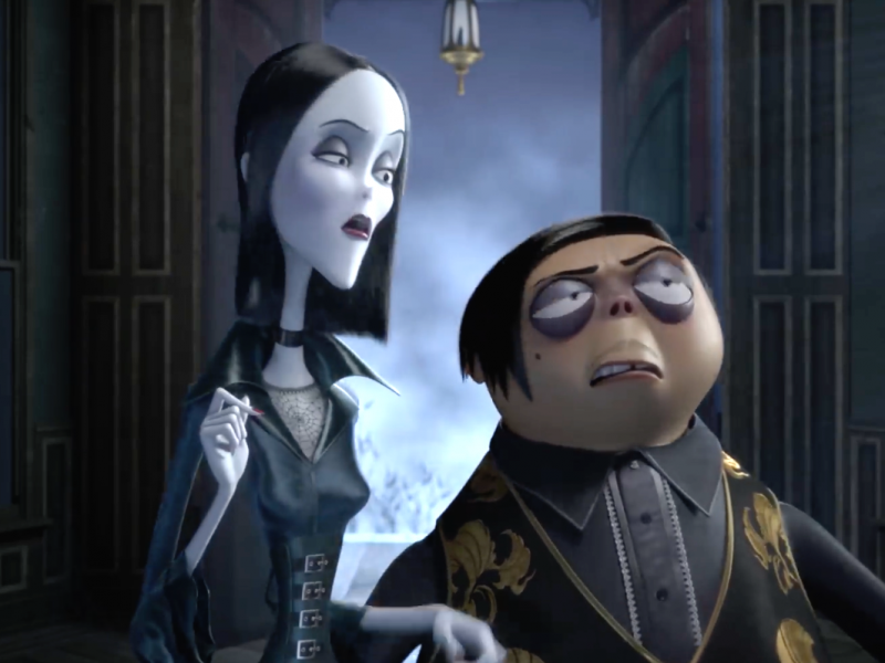 """The Addams Family"" (2019) Review"