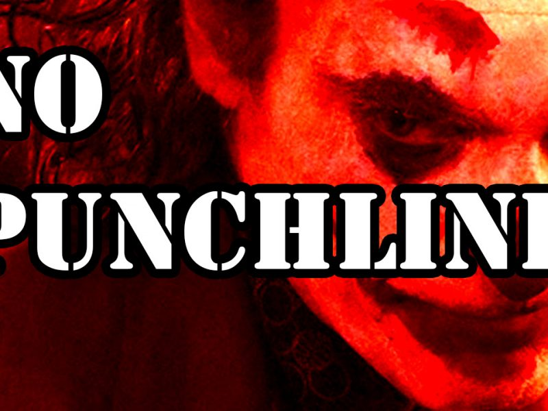 No Punchline: Joker's Nihilism Nosedive