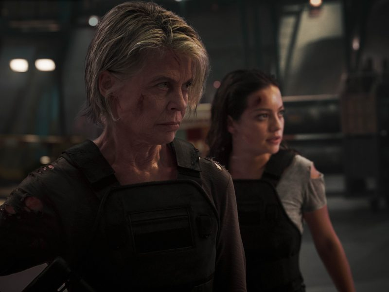 """Terminator: Dark Fate"" Review"