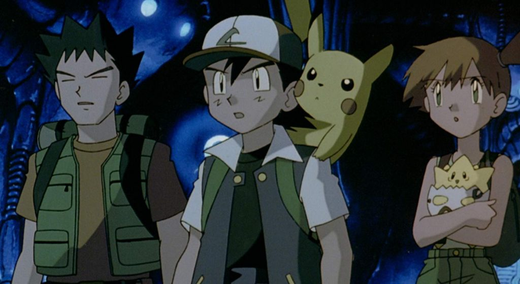 Pokemon: The First Movie (1999)